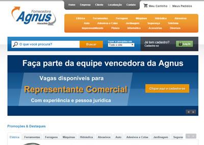 Fornecedora Agnus